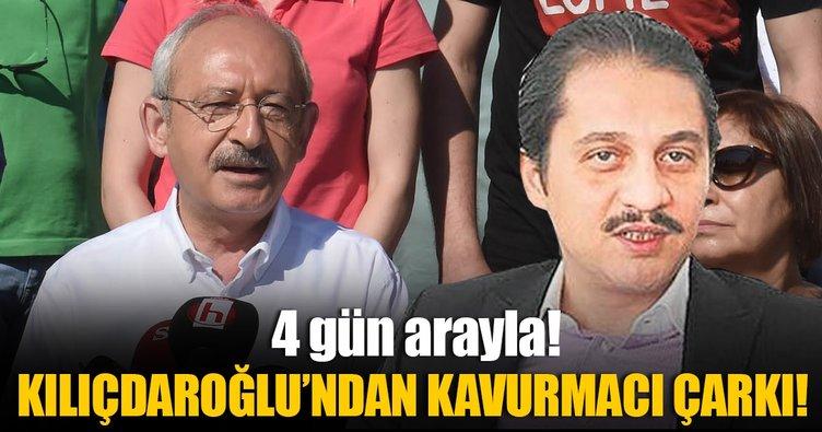 Kemal Kılıçdaroğlu'ndan Kavurmacı çarkı