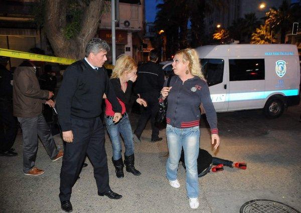İzmir'de 7.65'lik ölüm kol geziyor