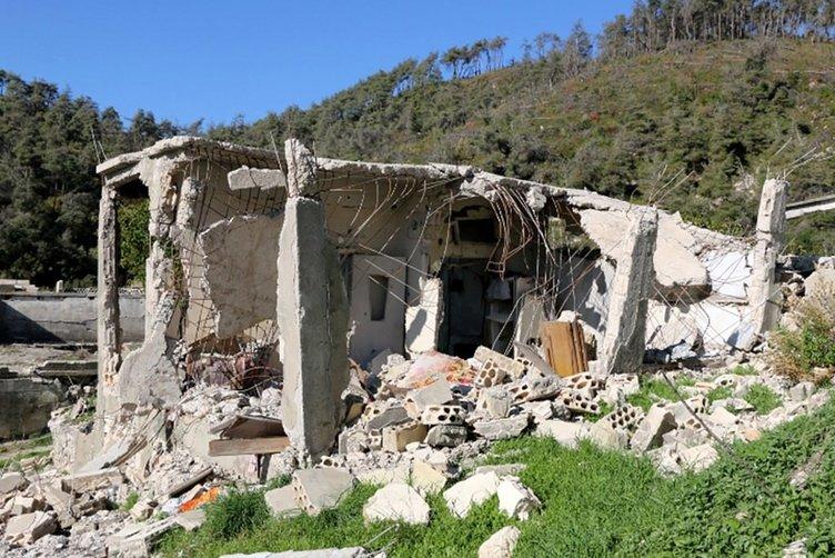 Türkmen köylerine saldırılar