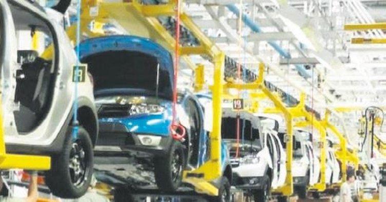 Otomotiv ihracatı 8 ayda 21 milyar dolara yaklaştı