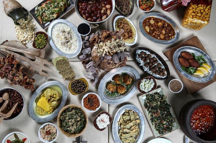 Osmanlı ramazan sofralarının vazgeçilmez lezzetleri!