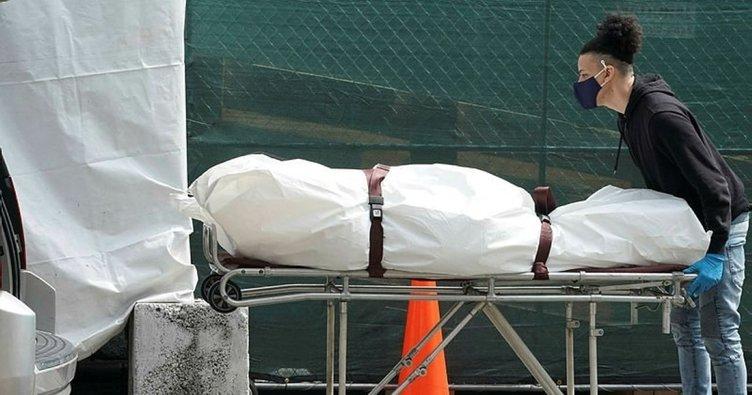 ABD'de corona virüs nedeniyle son 24 saatte 704 kişi hayatını kaybetti
