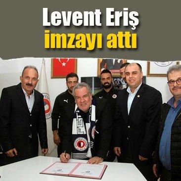 Levent Eriş'ten Fethiyespor'a 1,5 yıllık imza