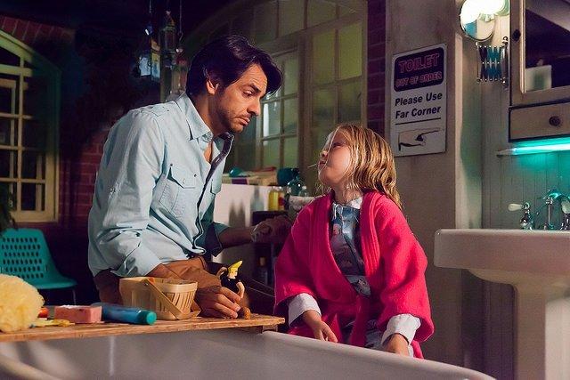 Çocuk Büyütme Rehberi filminden kareler