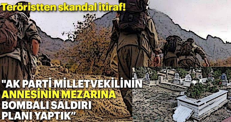 PKK'nın sözde Ege Açılım sorumlusundan şok itiraflar