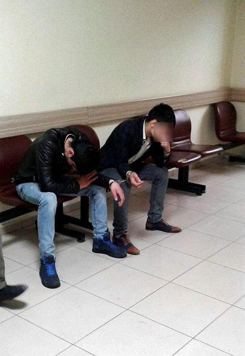 Suç makinesi ikizler polisten kaçamadı
