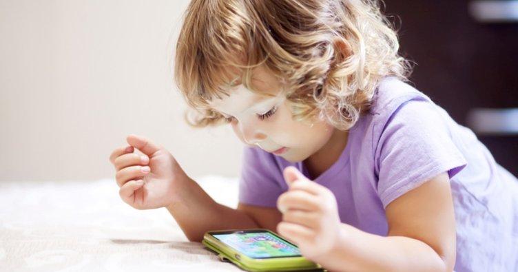 3 yaşından önce kullanırlarsa konuşmaları gecikebilir