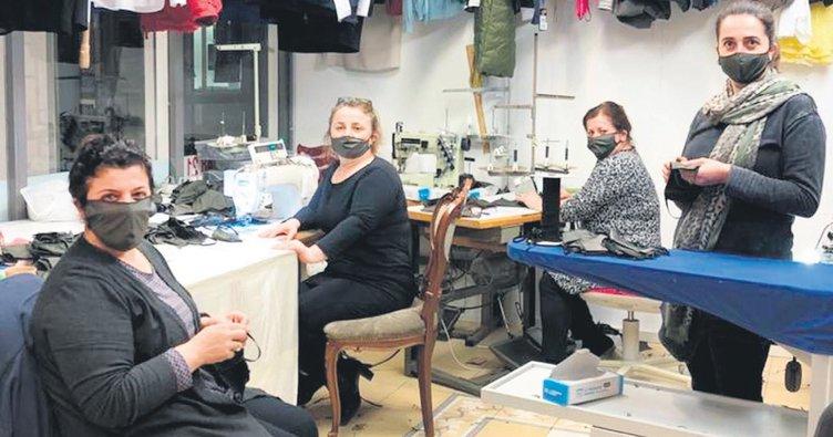 5 anne 1600 maske dikti