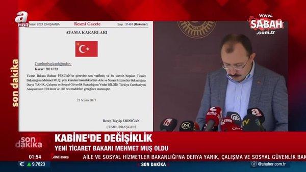 Kabine'de değişiklik! Sabah Gazetesi Ankara Temsilcisi Okan Müderrisoğlu A Haber'de değerlendirdi | Video