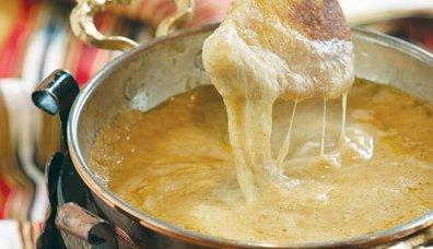 Peynirli Mısır Unu Kuymağı