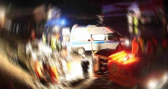 Kartal'da trafik kazası: 4 yaralı