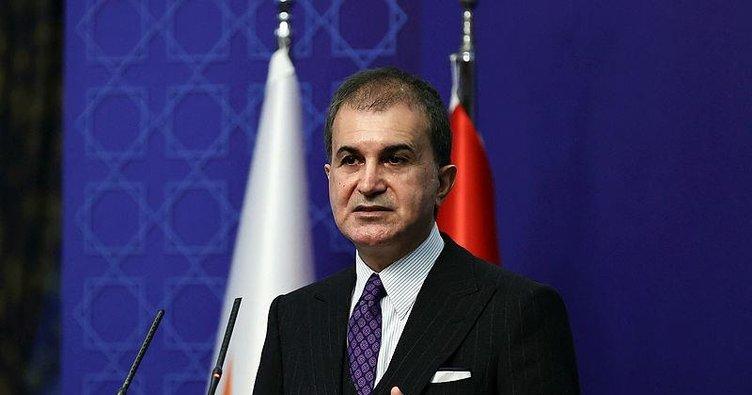 SON DAKİKA HABERİ: AK Parti Sözcüsü Ömer Çelik'ten Kılıçdaroğlu'na 'amiral tepkisi! Bu eylemdeki gayrimeşruluğu örtmek için...