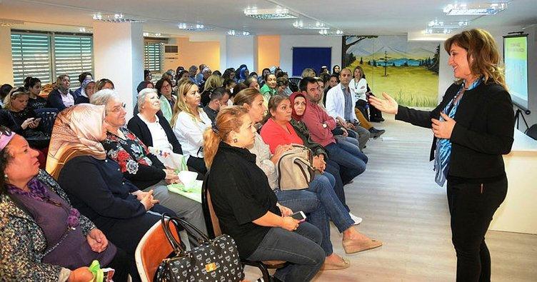 ASMEK'te organ bağışı semineri