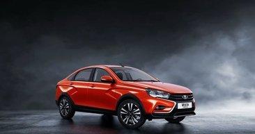 Yeni Lada Vesta Cross Sedan sonunda ortaya çıktı