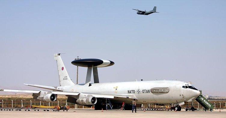 NATO, Konya üssü için arabuluculuk yaptı