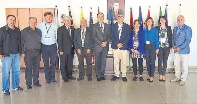 HKÜ'den uluslararası ortaklarıyla eğitim projesi