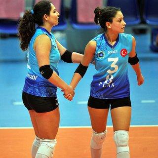 Bursa BŞB, CEV Challenge Kupası'nda finalde