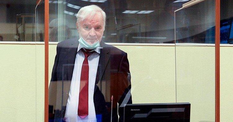 'Bosna Kasabı' lakaplı Ratko Mladic'in temyiz duruşmaları tamamlandı