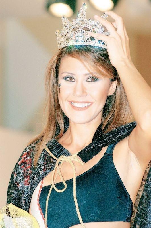 2003 Mankenler Kraliçesi Aslı Baş