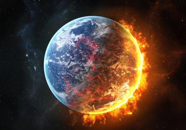 NASA resmen açıkladı: 2017 yılı 1880'den beri...