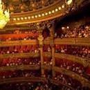 Palais Garnier'in avizesi düştü