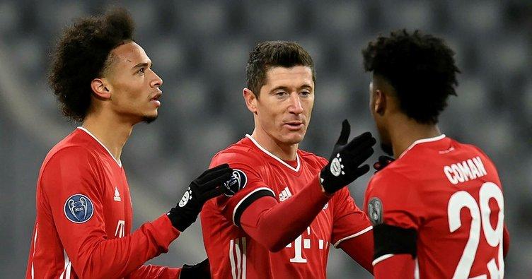 Bayern Münih turladı! İşte Devler Ligi'nde gecenin sonuçları