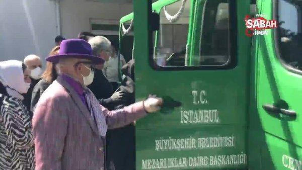 Nur Yerlitaş'ın cenazesi helallik alınmak üzere evine getirildi | Video