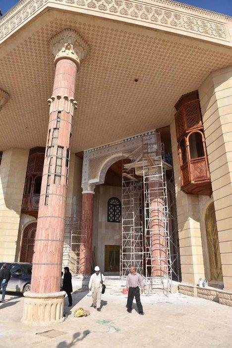 Devrik liderin sarayı müze oluyor