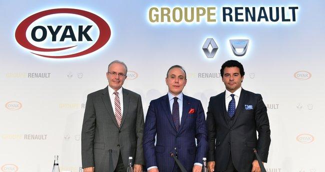 Renault MAİS'te Görev Değişimi