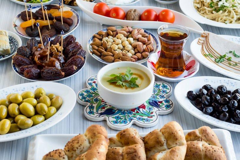 Ramazan ayı doğru beslenmeyle enerjik ve sağlıklı geçirilebilir
