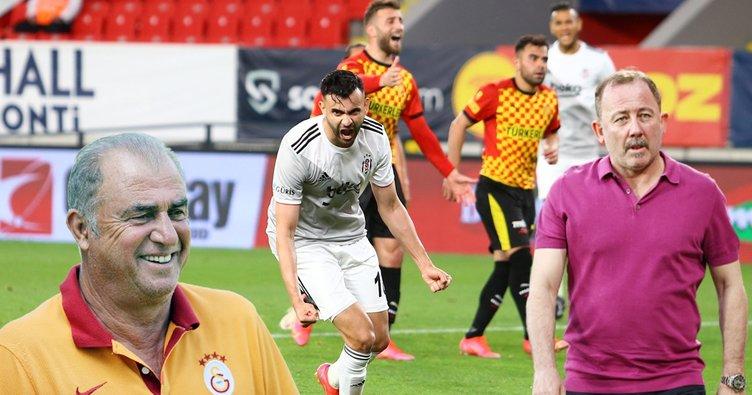 Son dakika...Ghezzal savaşı büyüyor! Galatasaray istiyor, Beşiktaş'tan son teklif...