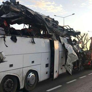 Otobüs şoförü ilk ifadesini verdi: Kazaya yola çıkan hayvan neden oldu