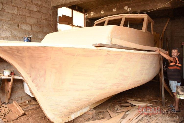 Bodrum katlarında imal edilen lüks yat ve tekneler, Avrupa'ya ihraç ediliyor