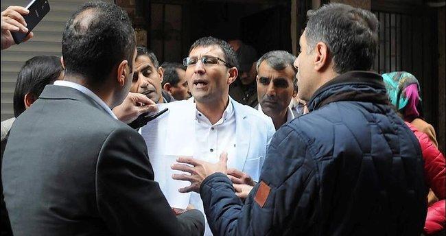HDP'li il başkanına ev hapsi