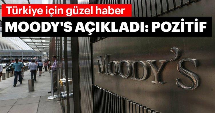 Son dakika: Moody's'ten Ziraat Bankası, Halkbank ve Vakıfbank açıklaması
