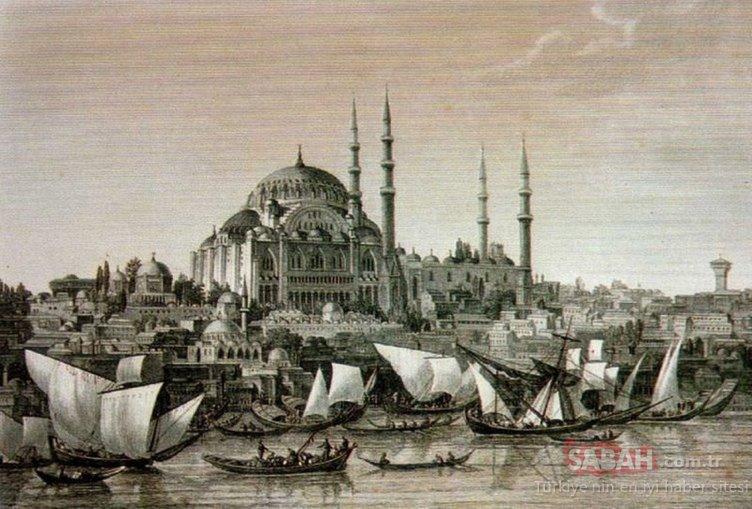 Tarihin 5 önemli mimarından İstanbul'da 5 görkemli eser!