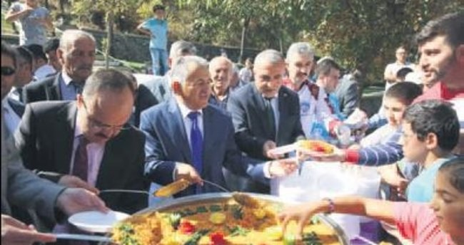 Melikgazi Belediyesi Mimar Sinan'ın eserlerine sahip çıktı