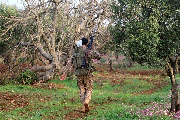 3 bin 55 teröristin etkisiz hale getirildiği Zeytin Dalı Harekatı'ndan son görüntüler