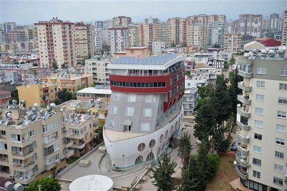 Türkiye'nin en ilginç yapıları!