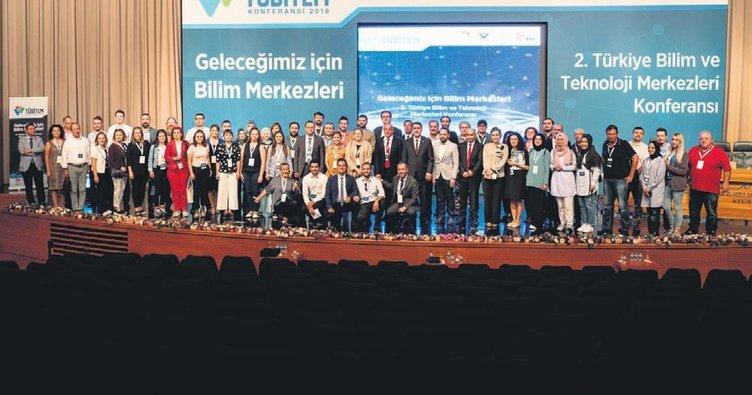 Türkiye'nin geleceği bilimle şekillenecek