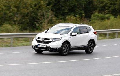 Honda CR-V 2.0L i-MMD Hybrid