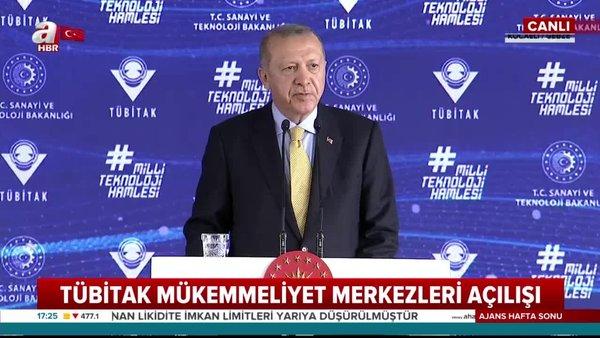 BaşkanErdoğan'dan yeniTÜBİTAKMerkezi açılış töreninde önemli açıklamalar | Video
