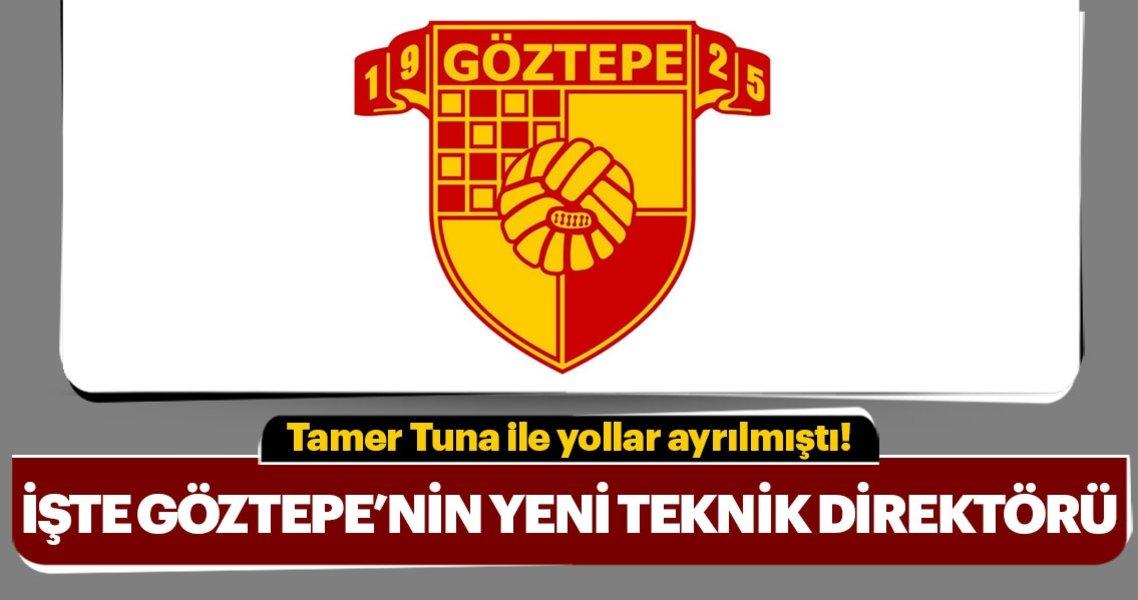 Son dakika haberi: Göztepe'nin yeni teknik direktörü Bayram Bektaş