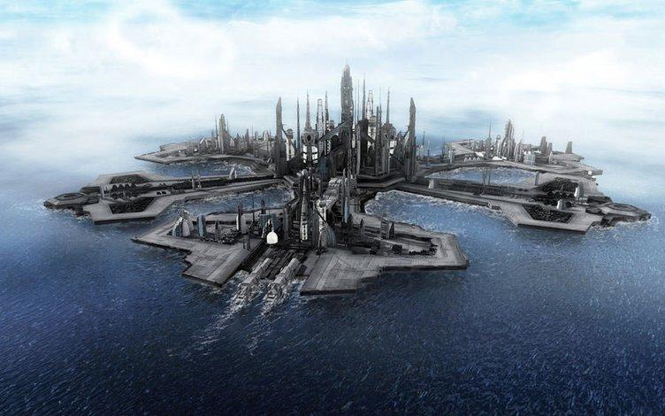 Geleceğin dünyası