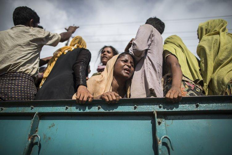 Arakanlı müslümanların mücadelesi sürüyor