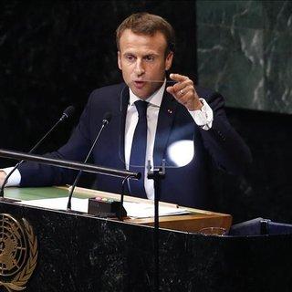 Macron'dan İsrail'e çağrı