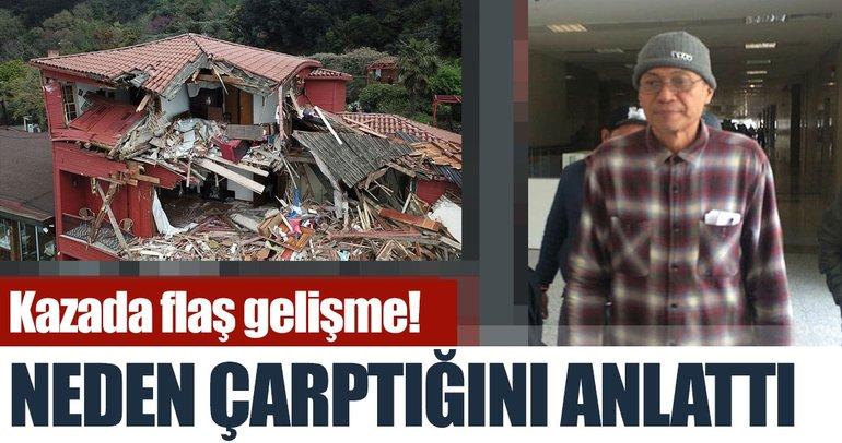 Boğaz'daki Hekimbaşı Salih Efendi Yalısı'na çarpan geminin kaptanı kazayı anlattı!