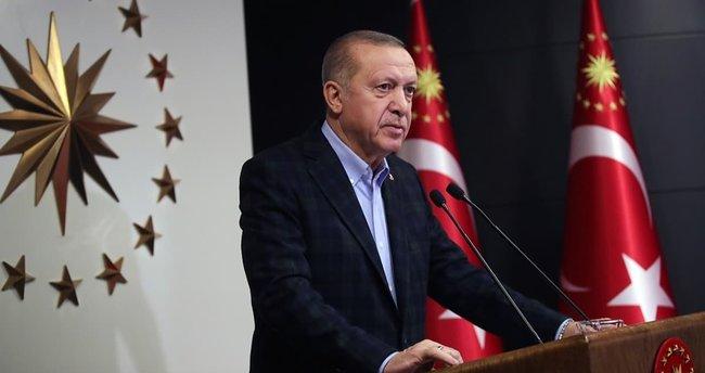 Başkan Erdoğan Telegram ve BiP'te paylaştı! İşte bugünkü mesaisi