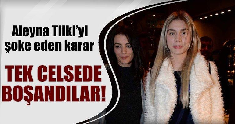 Aleyna Tilki'nin annesi Havva Tilki ve babası Mehmet Tilki boşandı