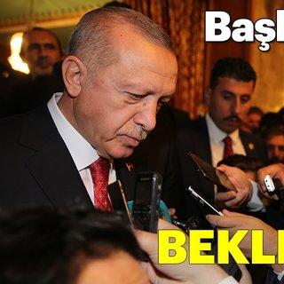 Başkan Erdoğan: Herhangi bir yorumum olmaz. Nihai kararı bekleyeceğiz